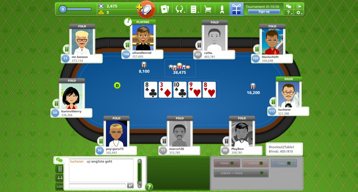 goodgame poker hack