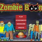 Zombie Boom Screenshot