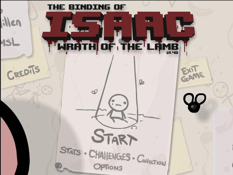Binding of Isaac: Wrath of the Lamb Hacked / Cheats - Hacked