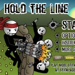 Hold the Line Screenshot