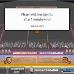 Sports Heads Basketball - Championship Screenshot