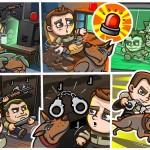 Money Movers 3: Guard Duty Screenshot