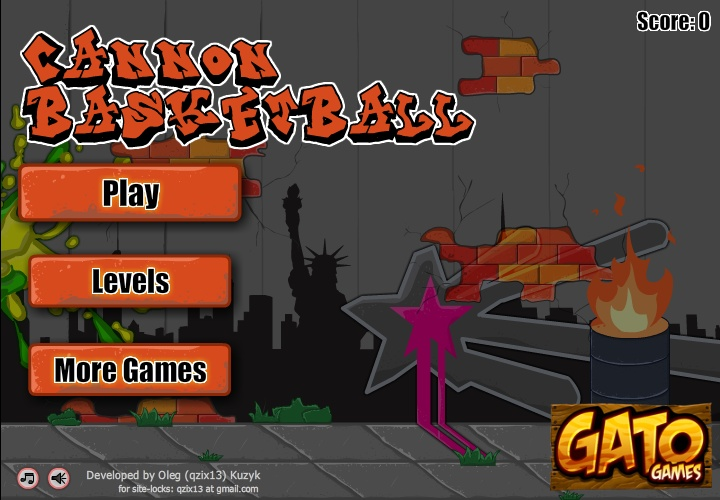 Cannon basketball hacked cheats hacked online games