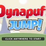 Dynapuff Jump! Screenshot