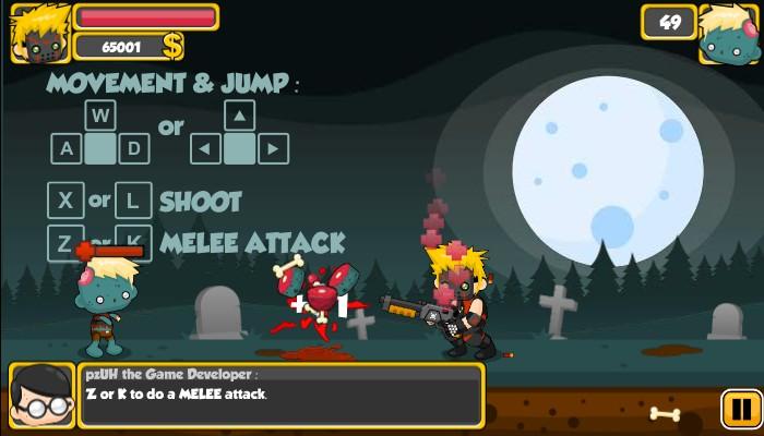 shotgun vs zombies hacked cheats hacked online games