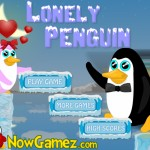 Lonely Penguin Screenshot