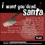 I Want You Dead Santa Screenshot