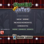 Zombie at the Gates Screenshot