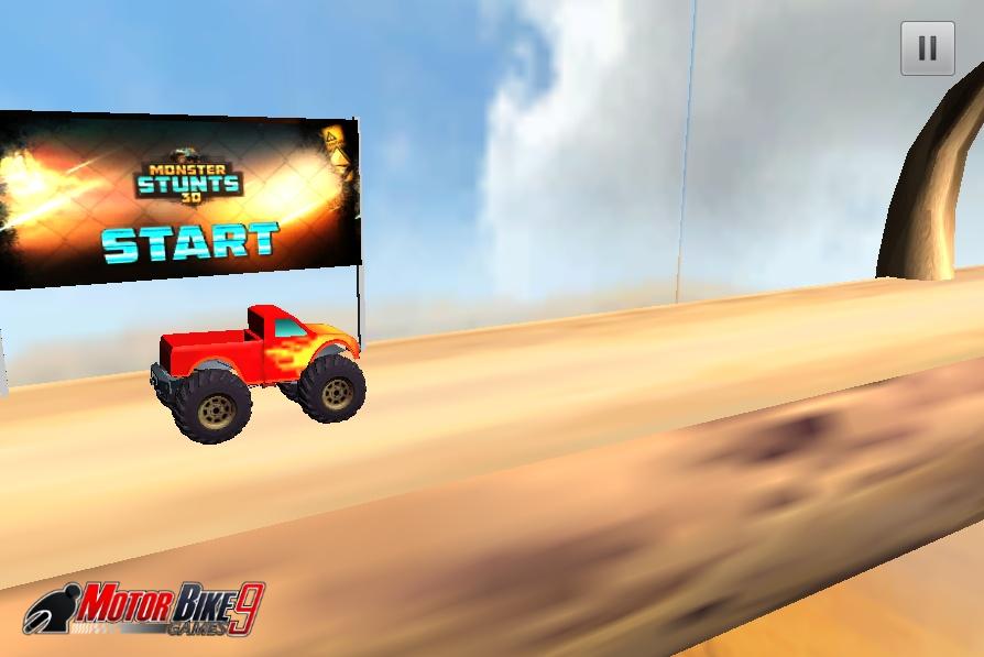 Monster Truck Hacked Cheats Hacked Online Games