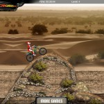 Sahara Biker Screenshot