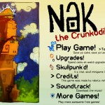 Nak The Crunkodile Screenshot