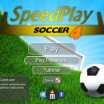 Speed Play Soccer 4 Screenshot