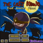 The Last Ninja From Another Planet Screenshot