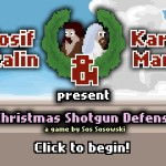 Christmas Shotgun Defence Screenshot