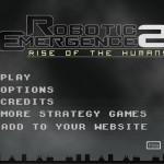 Robotic Emergence 2 Screenshot