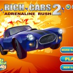 Rich Cars 2 - Adrenaline Rush Screenshot
