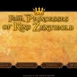 Four Princesses of King Zentibold Screenshot