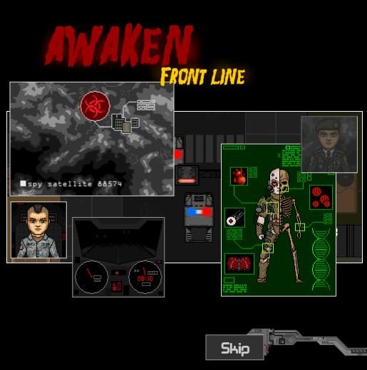 Awaken Front Line Hacked Cheats Hacked Online Games