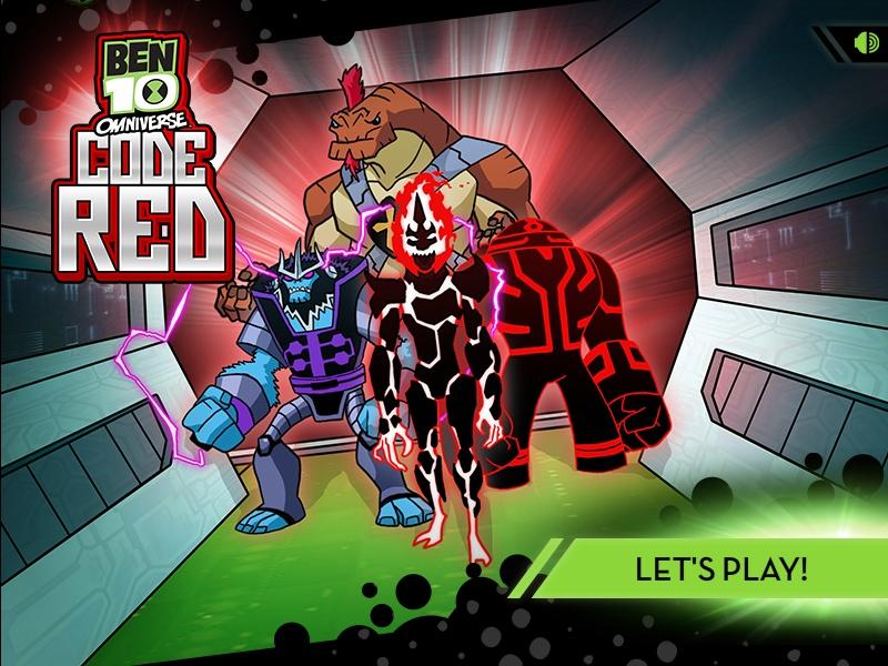 Ben 10 omniverse code red hacked cheats hacked online games ben 10 omniverse code red screenshot voltagebd Gallery