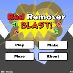 Red Remover BLAST Screenshot