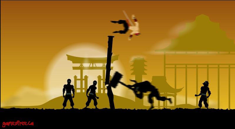 RUN NINJA RUN 2 Online - Play Run Ninja Run 2 for Free on Poki