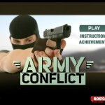 Army Conflict Screenshot