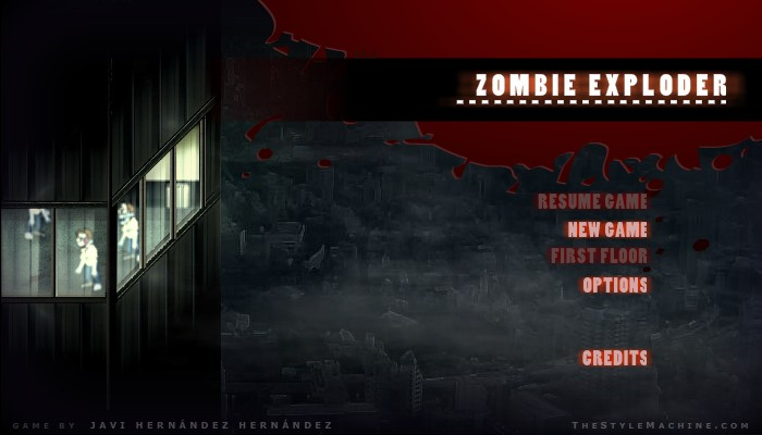 zombie exploder hacked cheats hacked online games