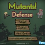 Mutants! Defense Screenshot