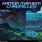 Armor Mayhem - Chronicles Screenshot