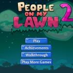 People On My Lawn 2 Screenshot