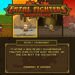 Fatal Fighters - Story Mode Screenshot