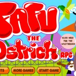 Fafu The Ostrich Screenshot