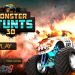 Monster Truck 3D Screenshot
