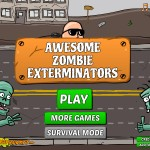 Awesome Zombie Exterminators Screenshot