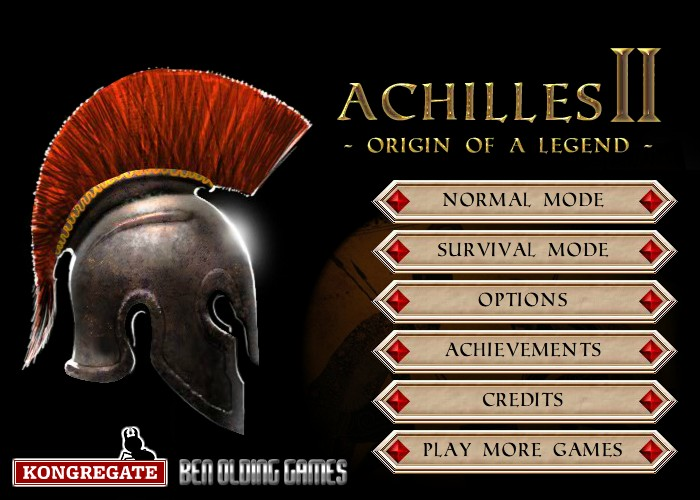 achilles addicting games hacked