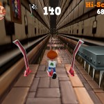Running Fred 3D Screenshot
