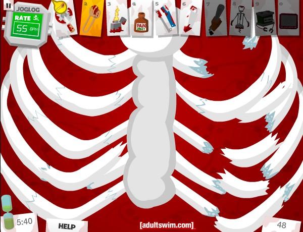 Amateur Surgeon 2 Hacked - Unblocked Games 66