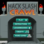 Hack Slash Crawl Screenshot