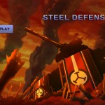 Steel Defense Screenshot