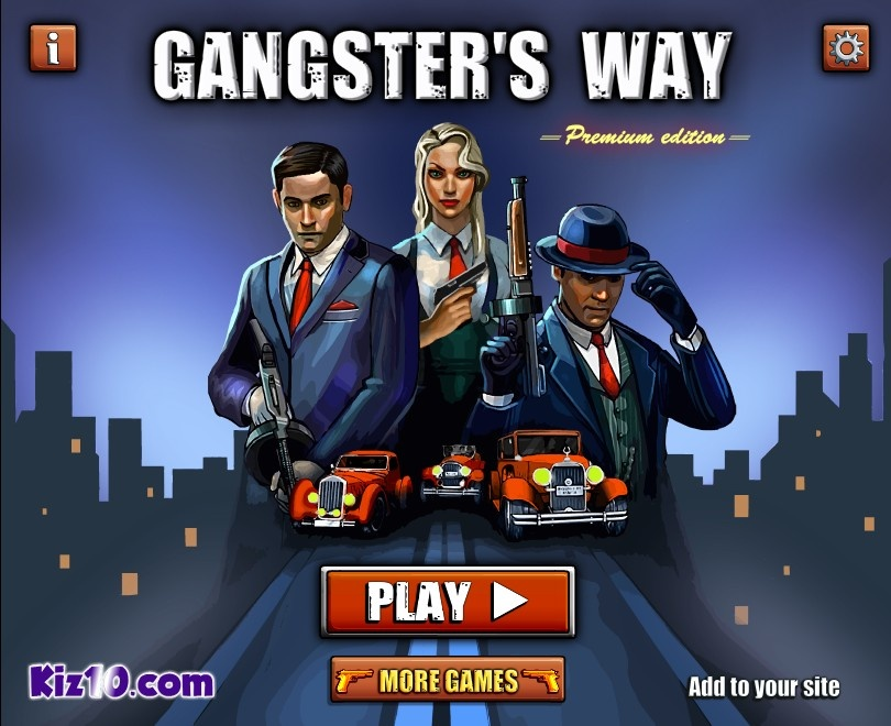 Gangsters Game