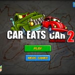 Car Eats Car 2 - Mad Dreams Screenshot