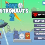 Save Astronauts Screenshot