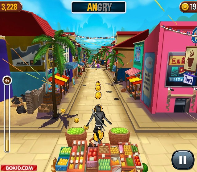 Angry Gran Run - India Hacked / Cheats - Hacked Online Games
