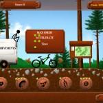 Stickman Freeride Screenshot