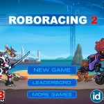 Robo Racing 2 Screenshot