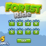 Forest Ride Screenshot