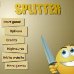 Splitter Screenshot