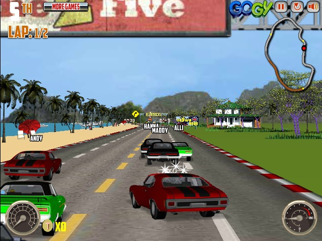 Muscle Car Games - Giant Bomb