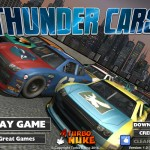 Thunder Cars Screenshot
