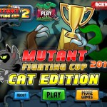 Mutant Fighting Cup 2016 - Cat Edition Screenshot